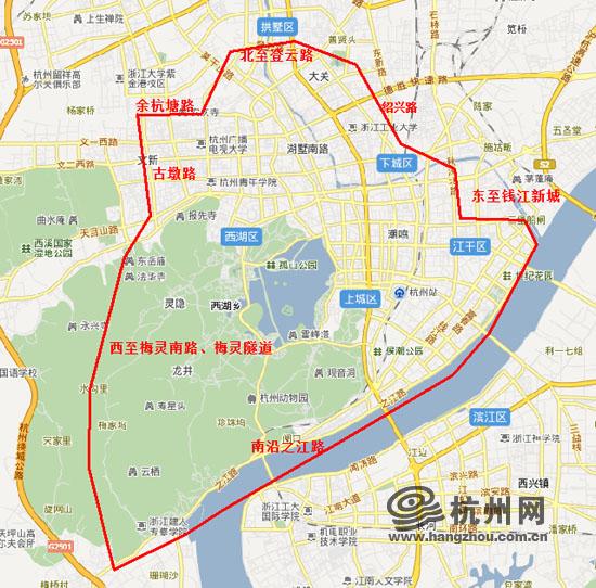 杭州4g领跑全国 基本覆盖主城区(图 视频)
