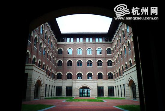 杭网记者实地探访浙大海宁国际校区