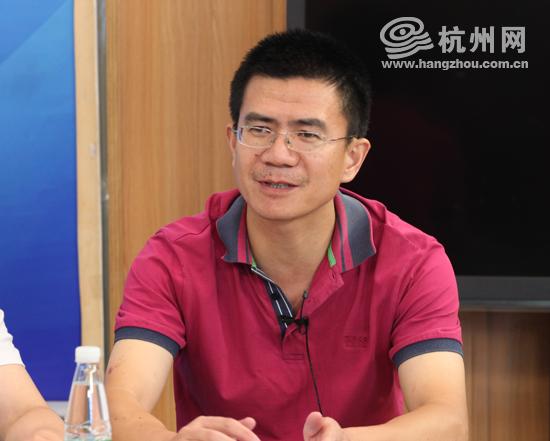 西湖区风景旅游局副局长陈家胜