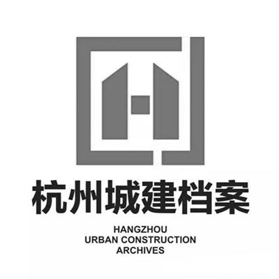 杭州西湖城市矢量图